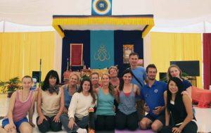 幻轮瑜伽对于怀孕