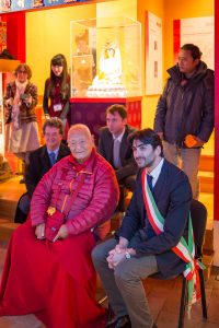 亚洲艺术与文化博物馆开馆仪式