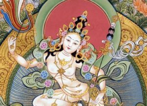 密集禅修的力量—曼达拉娃法会