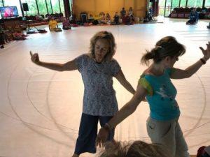 运动中的几何——金刚歌之虚空界金刚舞