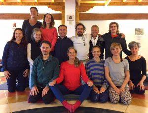 关于幻轮瑜伽督导课——采访劳拉•爱万格丽丝提