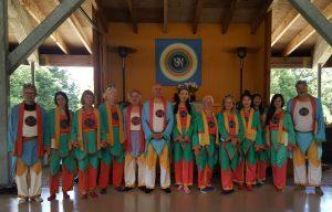 莲师纪念日之全球上师瑜伽共修暨全球金刚舞日