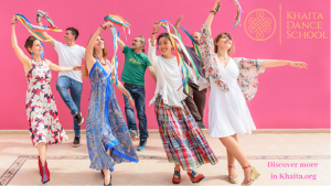 开塔舞蹈学校 —— 虚空和谐