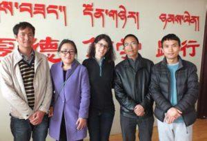 西藏青年的大好机会