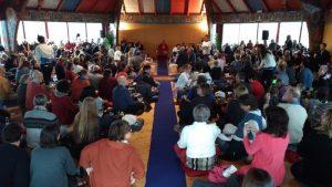 西火山营第35周年纪念庆典