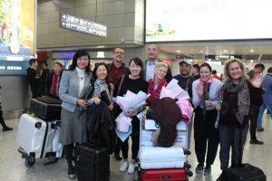 国际阿底瑜伽文化集团的中国之旅