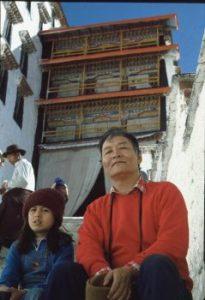 时光留影:1981年的拉萨之旅